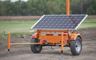 The Worksite Hawk: Security Through Solar Power